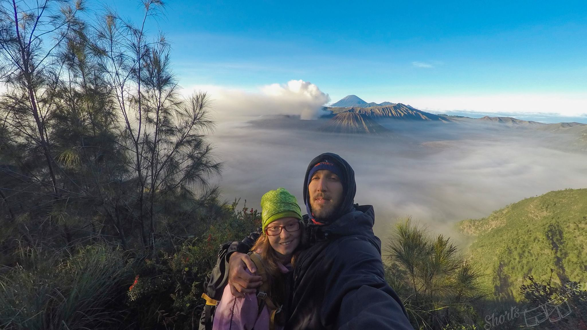 viewpoint bromo, private viewpoint bromo, secret viewpoint bromo, bromo best view, free view to bromo