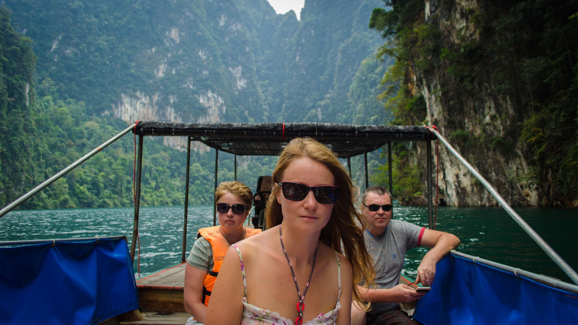 khao sok lake, chiew lan lake, cheow lan lake trip