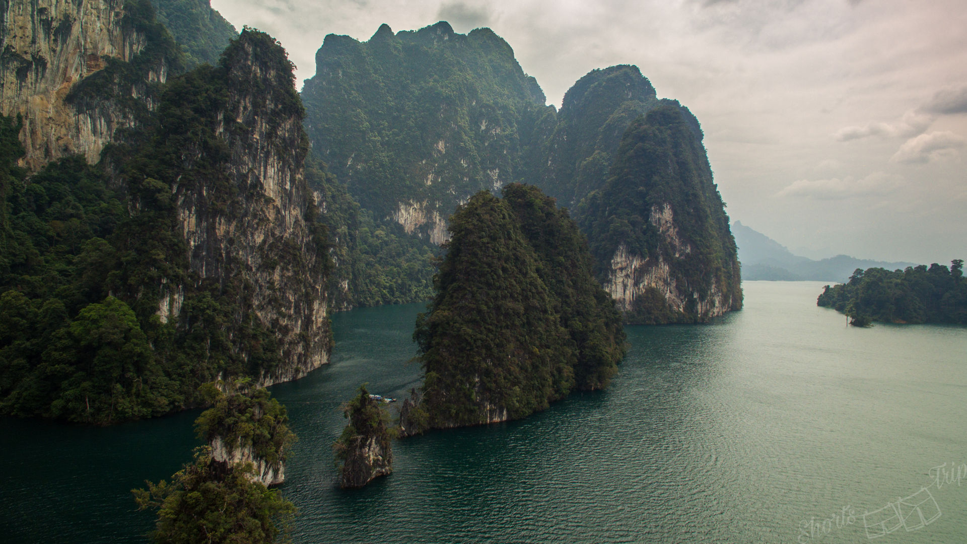Guilin khao sok, guilin, guilin cheow lan lake, guilin chiew lan lake