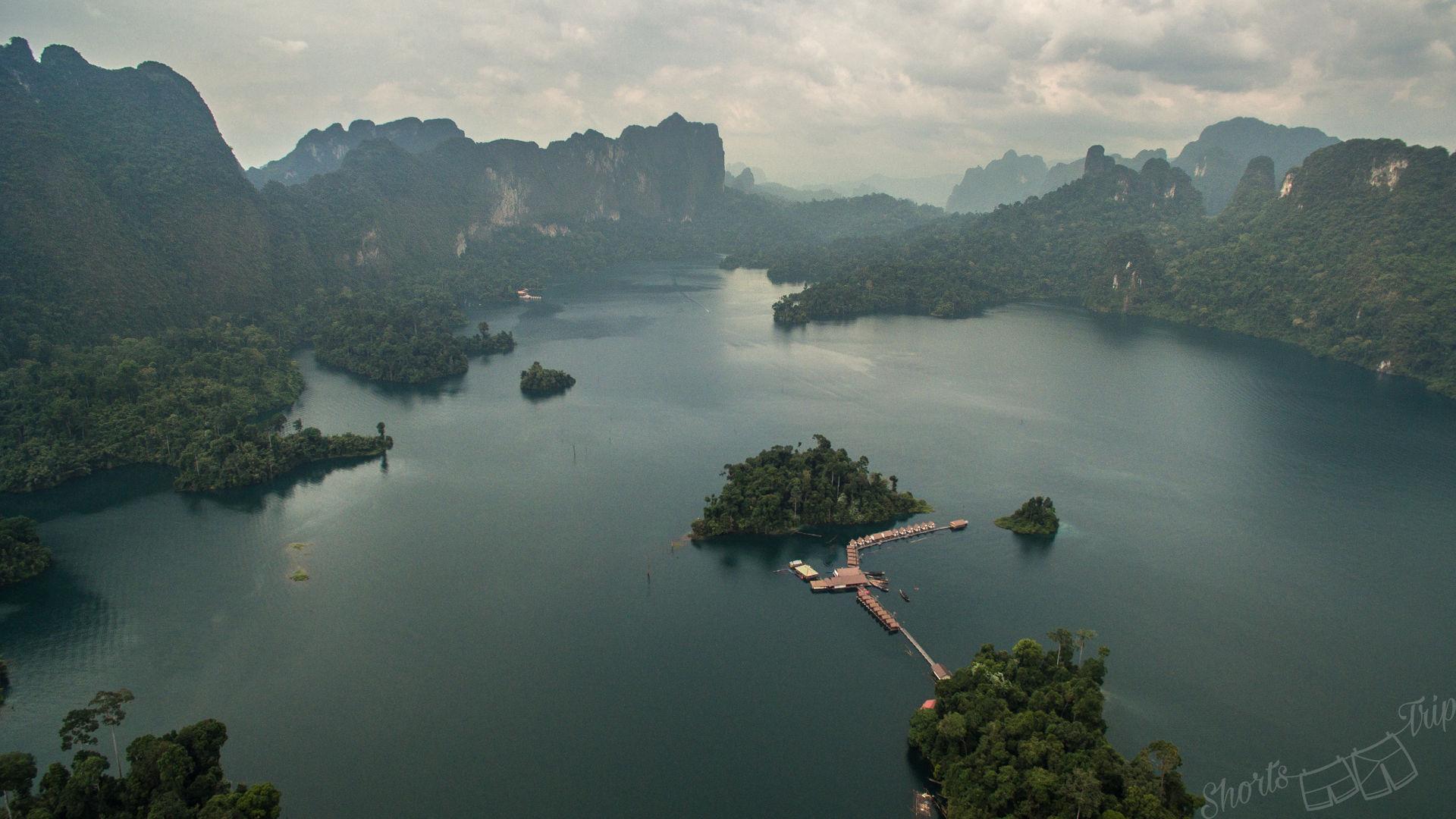 khao sok bamboo, khao sok national park, khao sok entrance fee