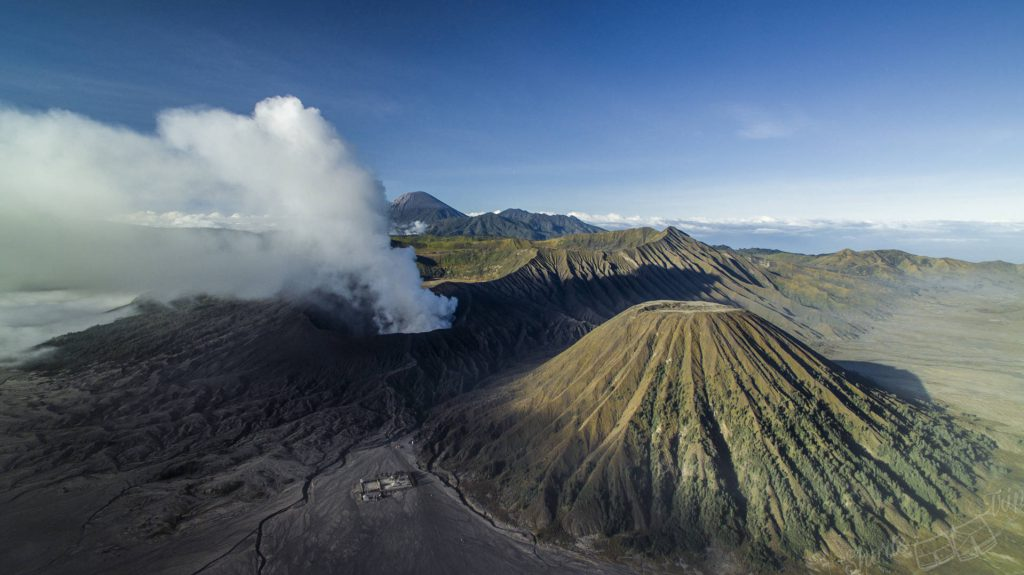 bromo, bromo guide, bromo drone, bromo how to