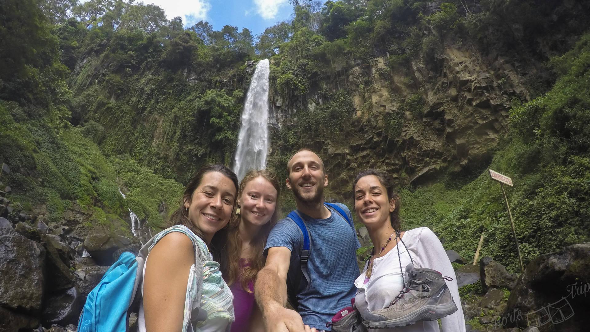 waterfall grojogan sewu, waterfall grojogan sewu indonesia, lawu waterfall, lawu hike, lawu climb, lawu climb on your own
