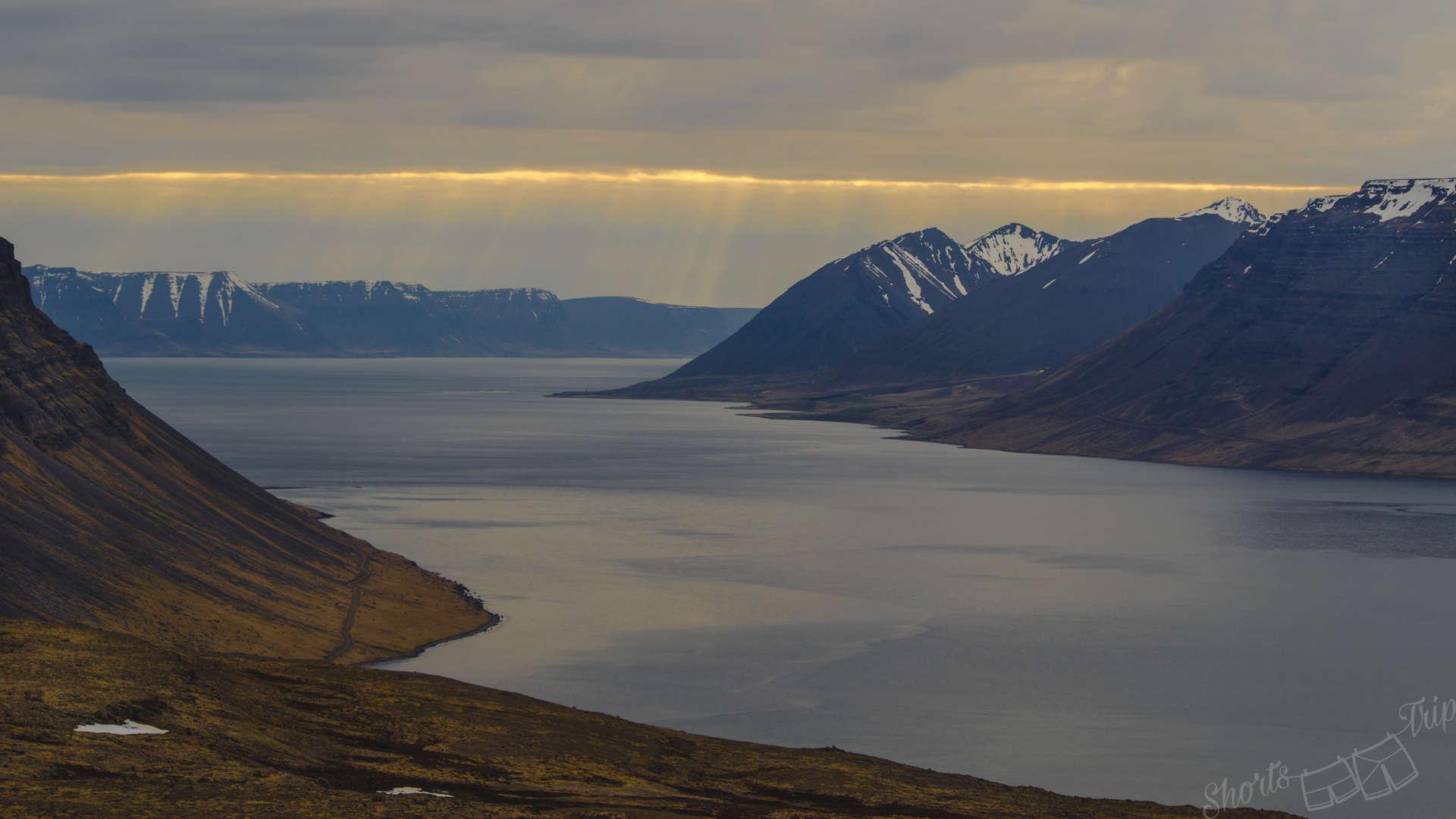 western fjords, western fjords driving