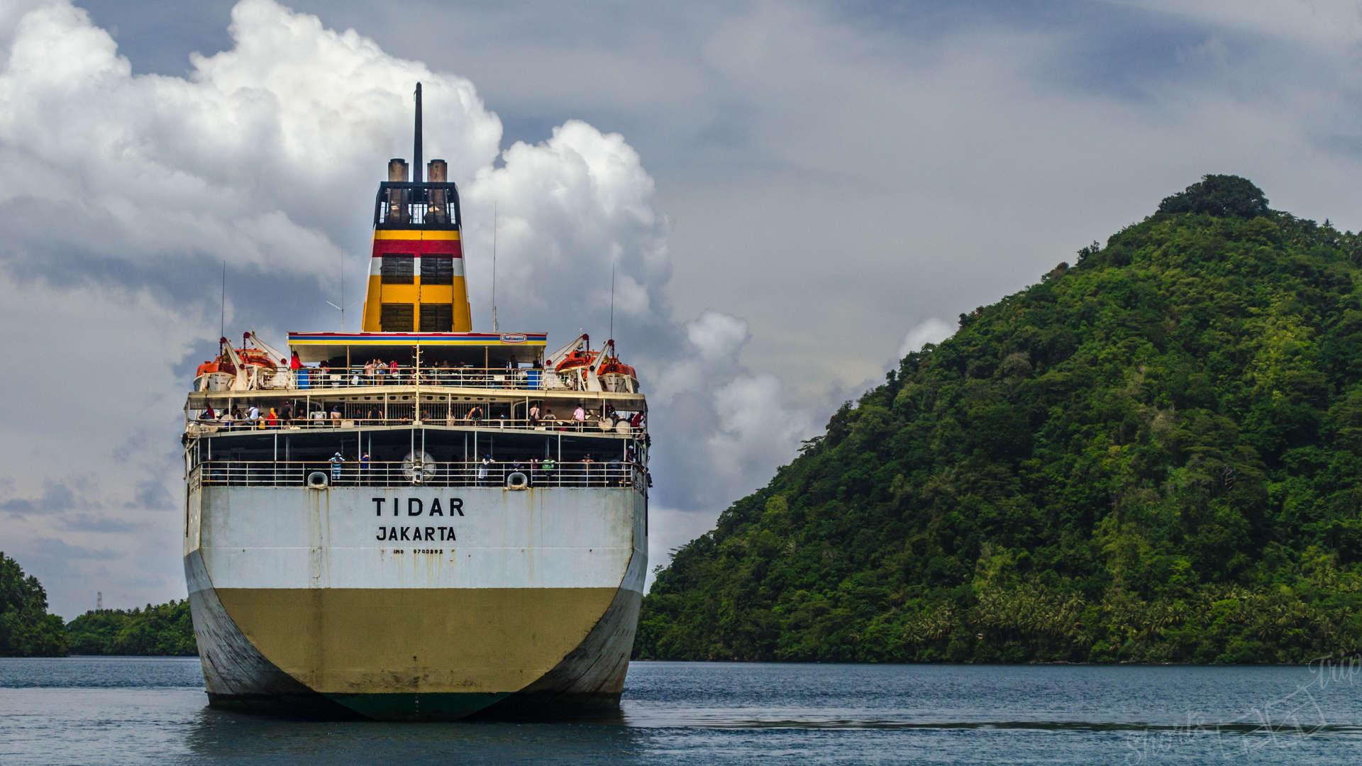 pelni tidar, pelni ship, pelni experience, pelni travel, pelni backpacking, pelni indonesia, traveling by pelni