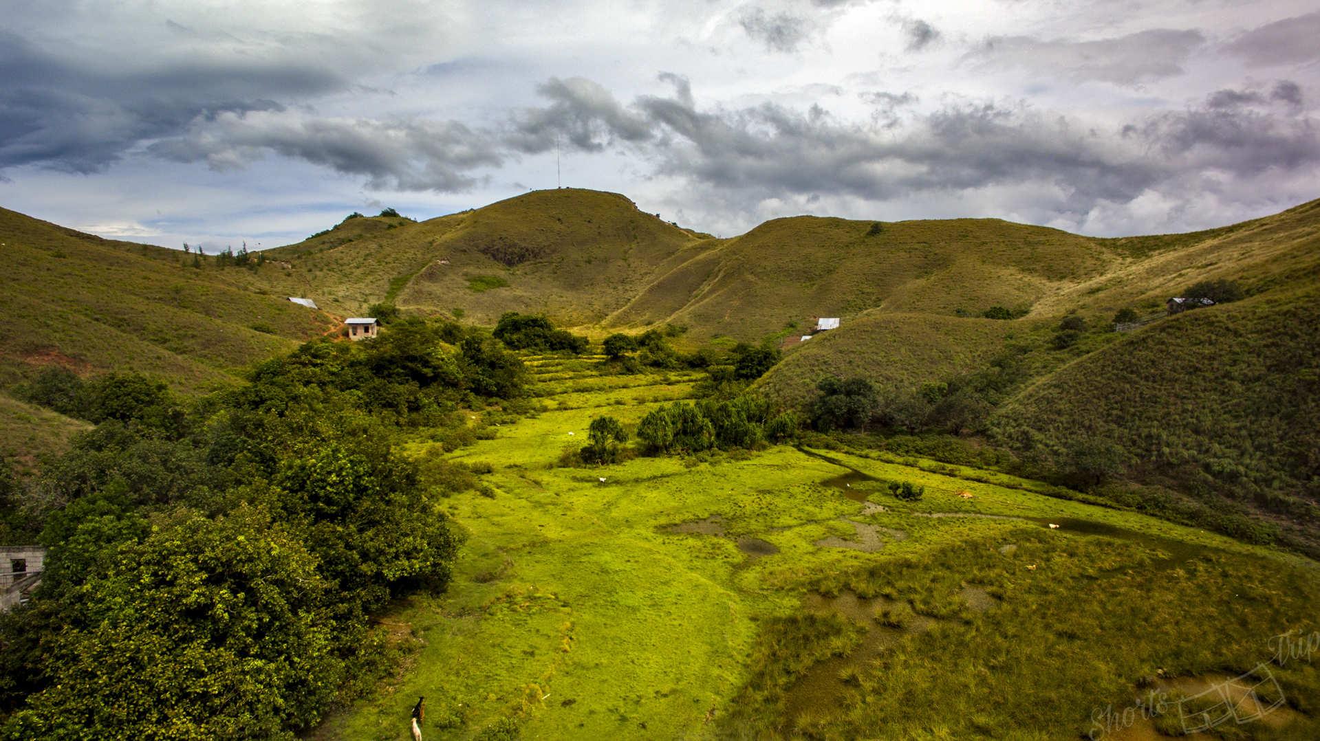 mararison drone, mararison hike, mararison view