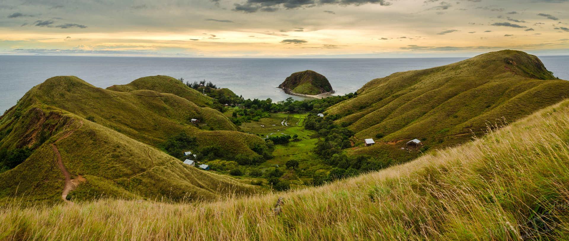 mararison island, mararison, antique, panorama mararison, mararison hike