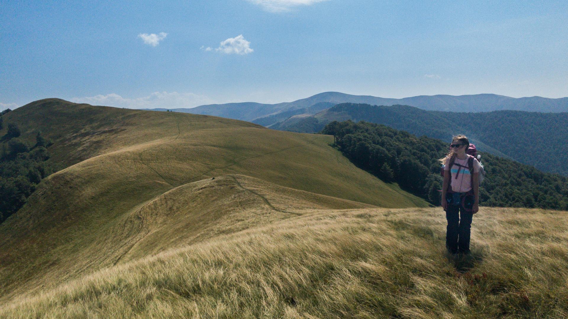 polonina svidovec, svidovec hike, trail svidovec, iphone carpathians, svidovec carpathians