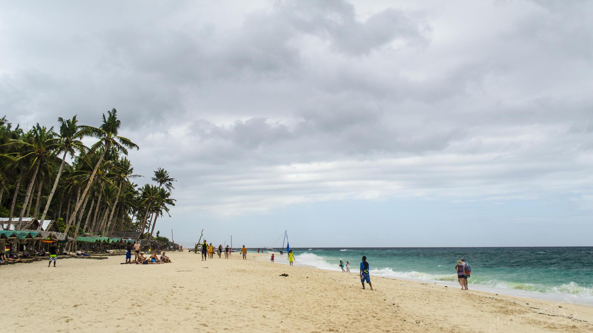 Пляж Пука, Пляж Пука боракай, боракай пука