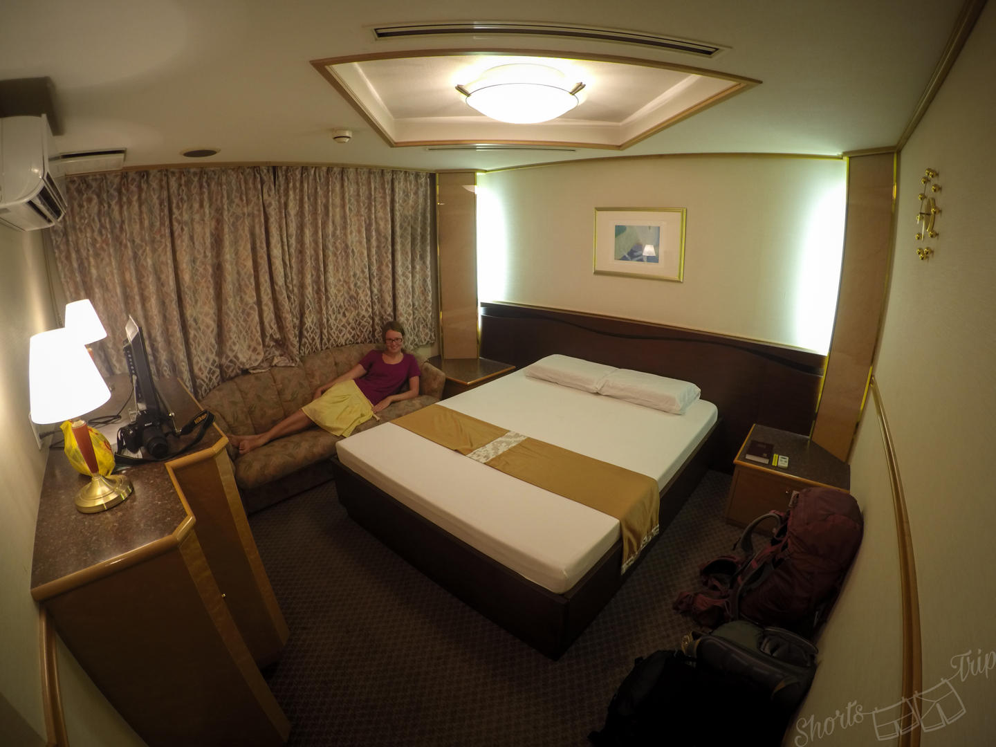 cokaliong private room, cokaliong overnight vessel, must know before heading to Philippines