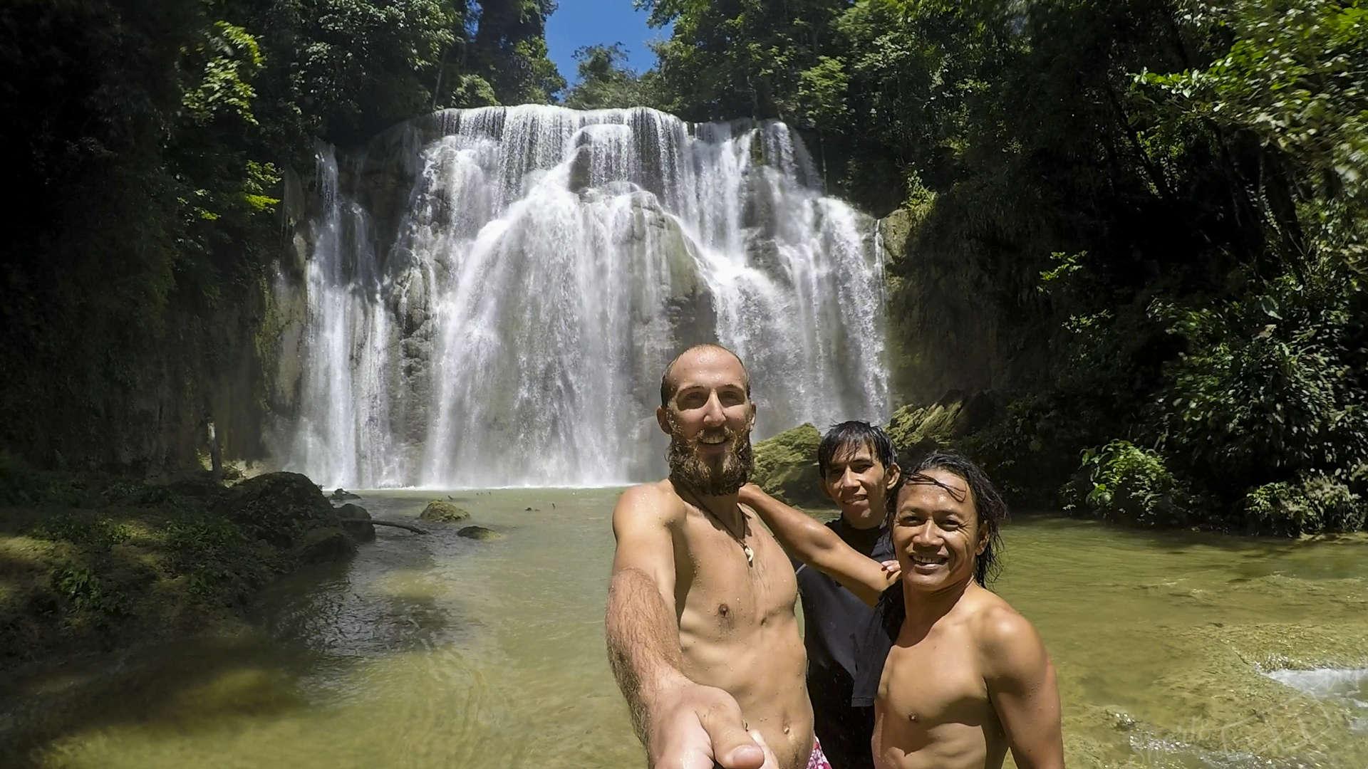 watefall jungle, waterfall bau-bau, waterfall sulawesi, waterfall indonesia, waterfall out of beaten path, indonesia waterfall, secret waterfall indonesia