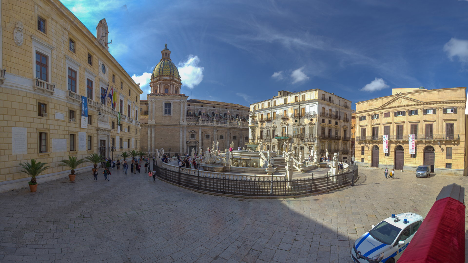 Piazza della vergogna, square of shame, palermo square, palermo naked, palermo statues, palermo travel, best places to visit in sicily, sicily, italy, europe, beautiful square in palermo, what to do in palermo, what to do in sicily