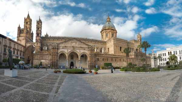 what to do in palermo, palermo cathedral, palermo travel blog