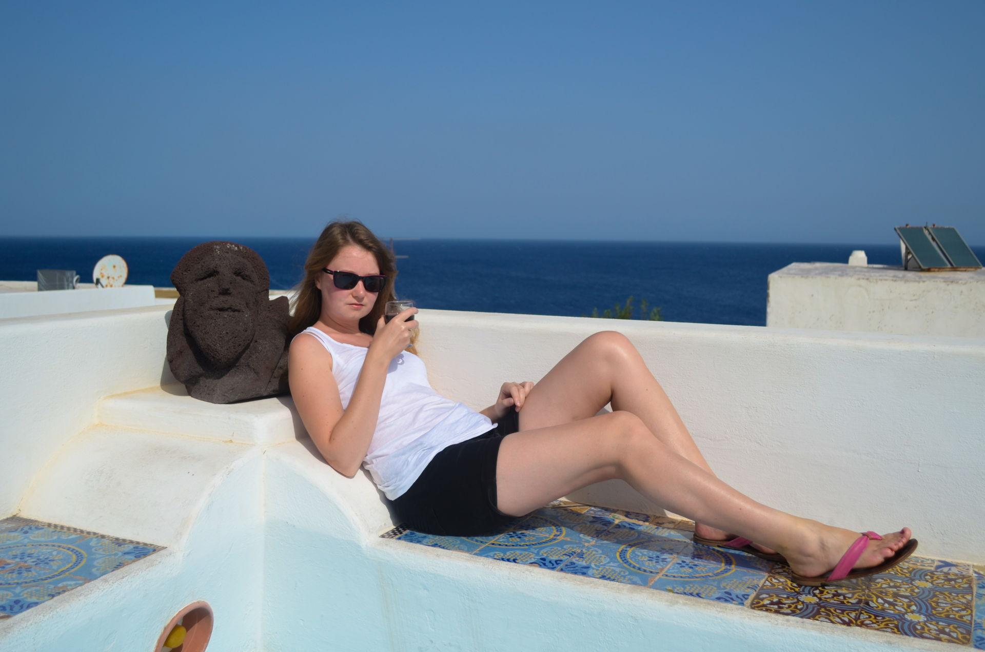 stromboli, stromboli beautiful girl, stromboli volcano, stromboli where to stay, best place to stay in stromboli, aeolian islands travel guide