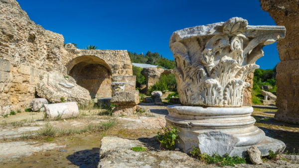 carthage, what to do in carthage, how to visit carthage, carthage travel, carthage map, carthage travel blog, travel carthage, antonius baths, ruins of carthage