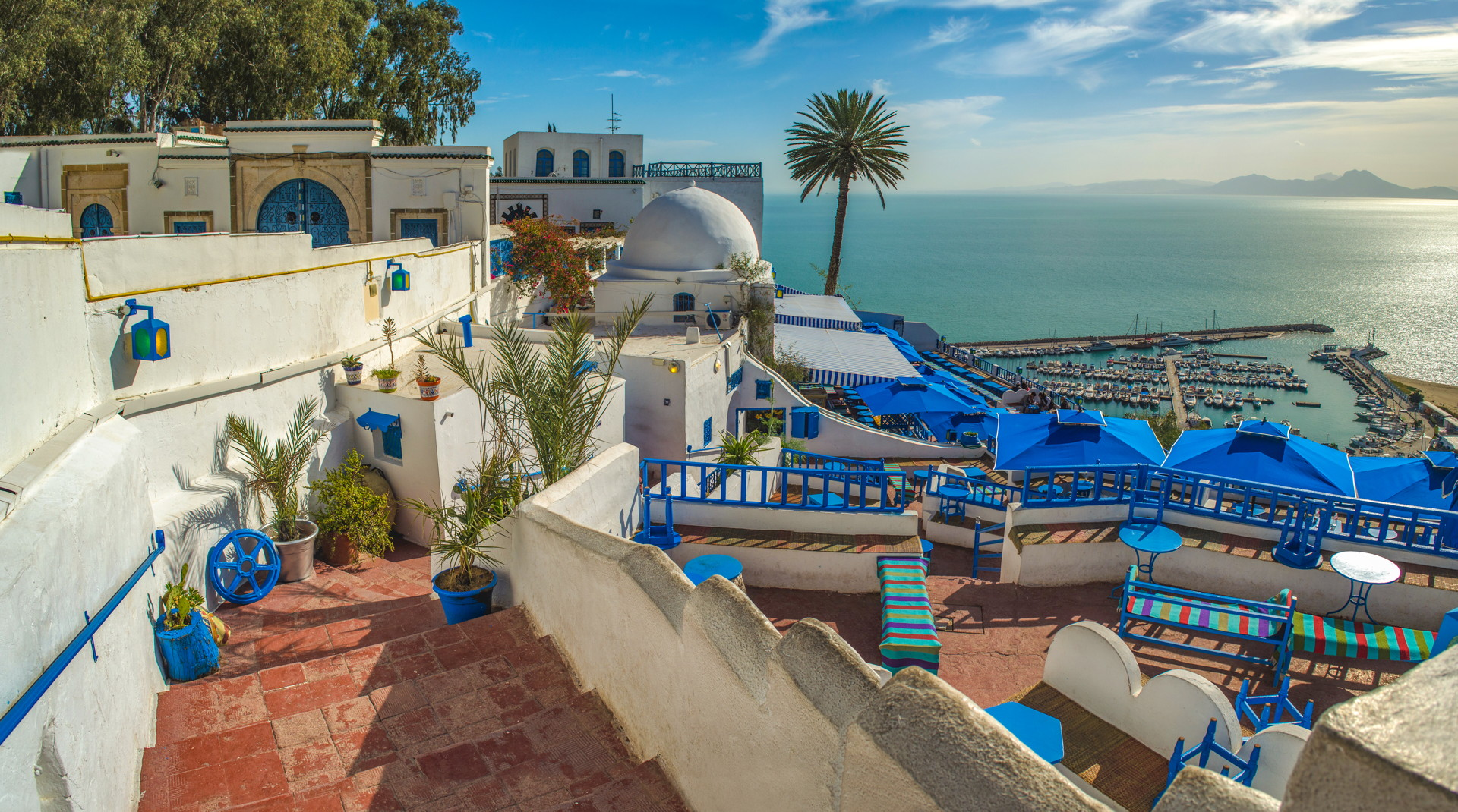 sidi bou said, tunisia what to do in carthage, carthage travel, sidi bou said where to stay, where to stay in Carthage